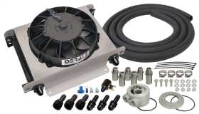 Hyper-Cool Remote Engine Oil Cooler Kit